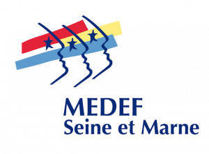 MEDEF_SEINE_ET_MARNE Logo pour Mx événement