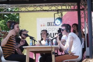 Char Deezer MX evenement Festival