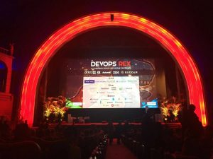 conférence Devops au Grand Rex MX evenement