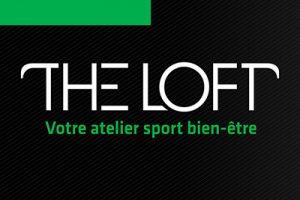 Logo the Loft pour MX événement